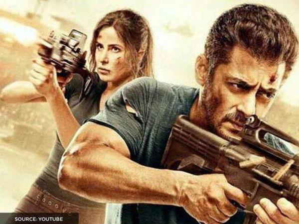 सलमान खान- कैटरीना कैफ की फिल्म 'टाइगर 3' के सेट को ताउते तूफान से पहुंचा भारी नुकसान