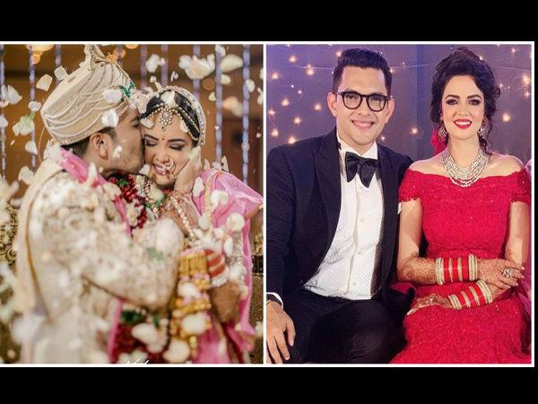 शादी के बाद रिसेप्शन में आदित्य नारायण ने किया पत्नी श्वेता के लिए डांस, अनदेखी तस्वीरें और VIDEO