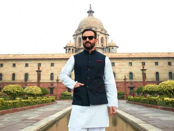 'तांडव' को लेकर उत्साहित हैं सैफ अली खान- कहा, 'मुझे ग्रे- शेड किरदार काफी दिलचस्प लगते हैं'