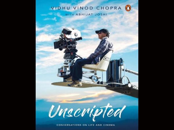 विधु विनोद चोपड़ा की किताब 'अनस्क्रिप्टेड', रिलीज़ के दिन बनी बेस्ट सेलर!