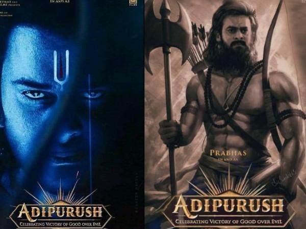रावण सैफ अली खान Vs प्रभु श्रीराम प्रभास - आज से शुरू आदिपुरूष का महारण