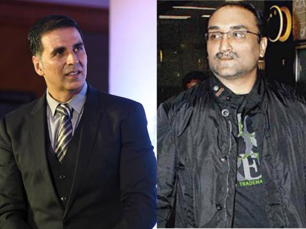 अक्षय कुमार की फिल्म को लेकर आदित्य चोपड़ा और चंद्रप्रकाश द्विवेदी के बीच हुई अनबन | Aditya Chopra's fallout with Chandraprakash Dwivedi after Akshay Kumar's Ram Setu announcement?