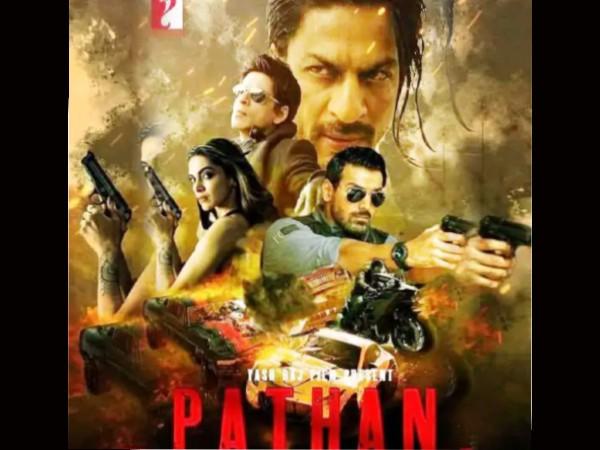 Pathan- वायरल हुआ शाहरुख खान की 'पठान' का फैन-मेड पोस्टर, धमाकेदार एक्शन की कर लो तैयारी!