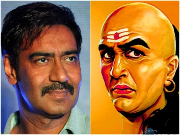 2021 में शुरू हो सकती है अजय देवगन की 'चाणक्य' की शूटिंग, फिल्म के लिए सिर मुडवाएंगे सुपरस्टार?
