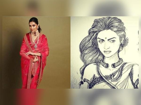 दीपिका पादुकोण का सबसे बड़ा प्रोजेक्ट 'महाभारत' होल्ड पर Deepika Padukone Draupadi based on Mahabharata put on hold know deepika upcoming big movies