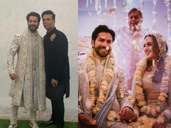 वरुण धवन और नताशा दलाल की शादी- इमोशनल हुए करण जौहर, लिखा एक लंबा चौड़ा पोस्ट
