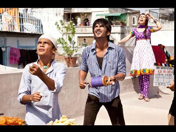 काई पो छे फिल्म