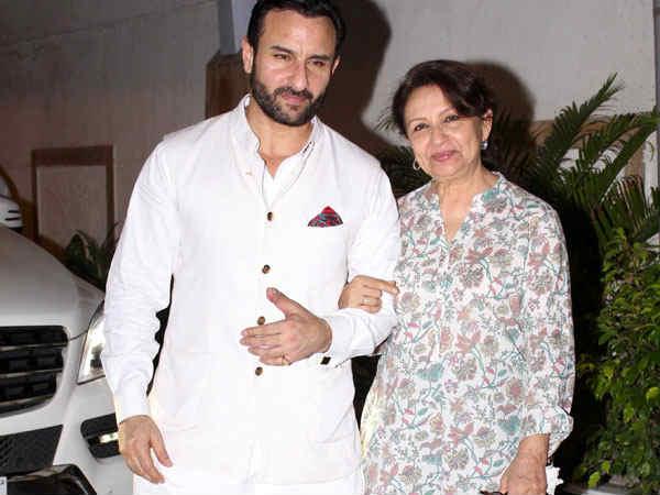 तांडव विवाद से सैफ अली खान के लिए परेशान मां शर्मिला टैगोर, तबीयत खराब, बोली इतनी बड़ी बात