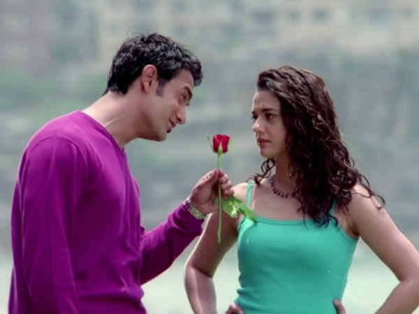 आमिर के साथ भी शानदार केमिस्ट्री