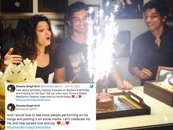सुशांत सिंह राजपूत की बहन ने बनाया 35वें जन्मदिन का प्लान, आपको भी करना है ये काम
