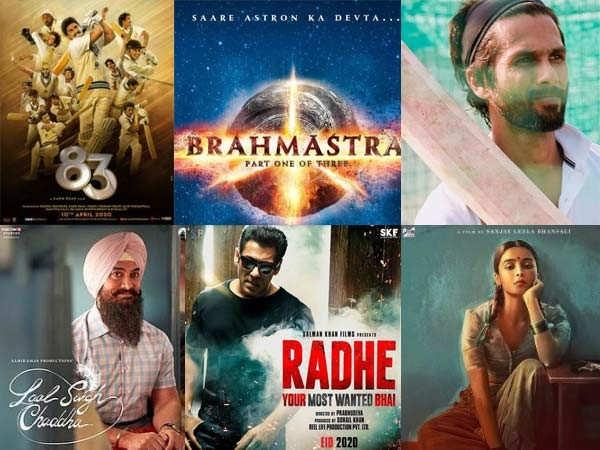 बॉलीवुड फिल्मों की धड़ाधड़ रिलीज़ डेट्स का एलान, शुरू कर दीजिए बुकिंग, हाउसफुल थियेटर