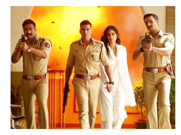 अजय देवगन-अक्षय कुमार के फैंस को झटका, होली पर 'सूर्यवंशी' की रिलीज पर बड़ी डिटेल आयी सामने !
