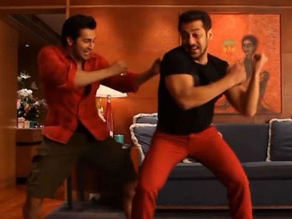 बहनोई आयुष शर्मा की फिल्म में सलमान खान का बड़ा दांव, वरुण धवन की करवाई एंट्री- साथ करेंगे डांस! Varun Dhawan Salman Khan dance number in aayush sharma movie Antim says reports