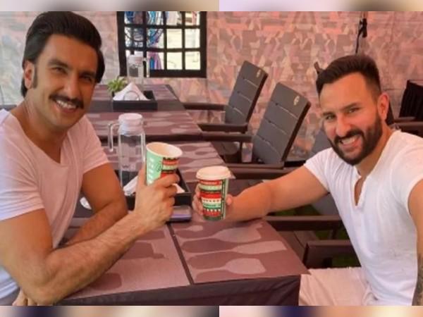 क्या पहली बार नजर आएंगे सैफ अली खान और रणवीर सिंह? गुपचुप की दोनों ने मुलाकात- फोटो आई सामने