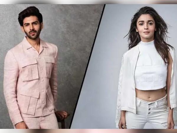 OMG! इस बड़े निर्देशक की फिल्म में नजर आएंगे आलिया भट्ट और कार्तिक आर्यन, Details! Alia bhatt Kartik Aaryan fresh pair To Star In Gunjan Saxena Director Sharan Sharma upcoming film