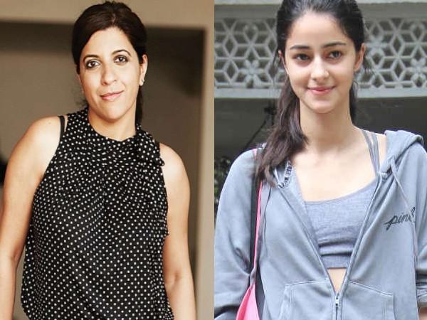 जोया अख्तर की फिल्म में नजर आएंगी अनन्या पांडे? Ananya pandey collaborating with Zoya Akhtar? Read the details!