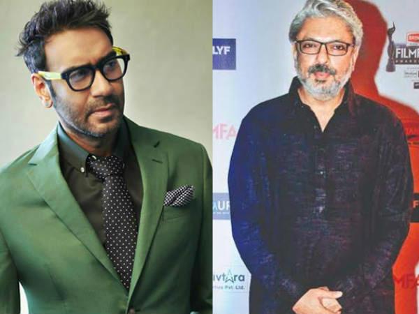 दो फिल्मों के बीच समय निकालेंगे अजय देवगन, भंसाली की 'गंगूबाई काठियावाड़ी' की शूटिंग के लिए तैयार