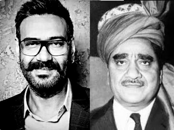 22 साल बाद अजय देवगन - भंसाली की जोड़ी, गंगूबाई आलिया के करीम भाई की शूटिंग शुरू!