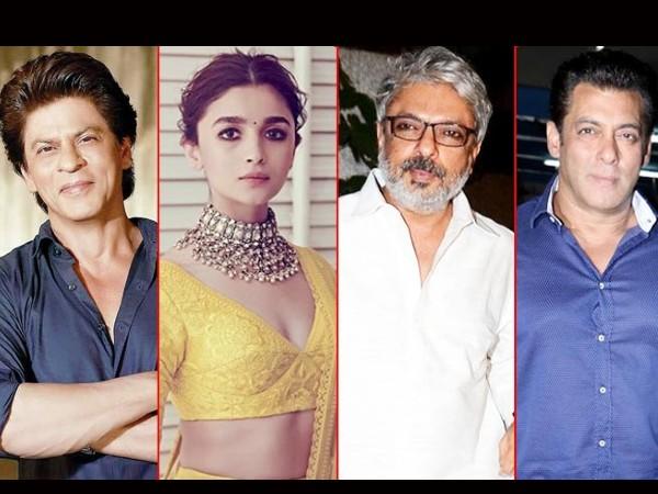 सलमान खान ने संजय लीला भंसाली को दिखाया ठेंगा तो आगे आए शाहरुख खान- क्या बनेगी अब आलिया संग जोड़ी? Sanjay Leela Bhansali again start Inshallah with Alia Bhatt and shah rukh khan as lead actor