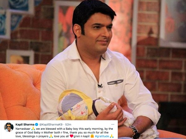 comedian-kapil-sharma-and-wife-ginny-chatrath-welcome-a-baby-boy