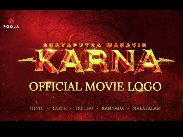 'सूर्यपुत्र महावीर कर्ण'- टाइटल लोगो के साथ मेगा बजट फिल्म का ऐलान, पांच भाषाओं में होगी रिलीज- DETAILS