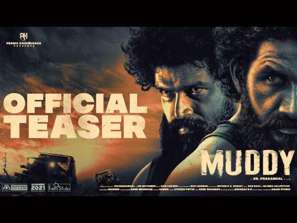अर्जुन कपूर और विजय सेतुपति ने पैन-इंडिया फिल्म 'MUDDY' का टीज़र किया रिलीज़