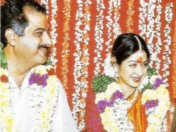 श्रीदेवी की शादी की तस्वीरें