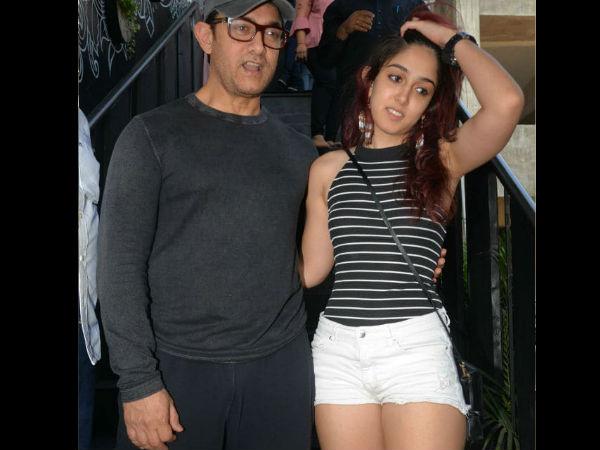 आमिर खान की बेटी इरा खान ने काटे बॉयफ्रेंड के बाल, धड़ल्ले से वायरल हुई तस्वीर!