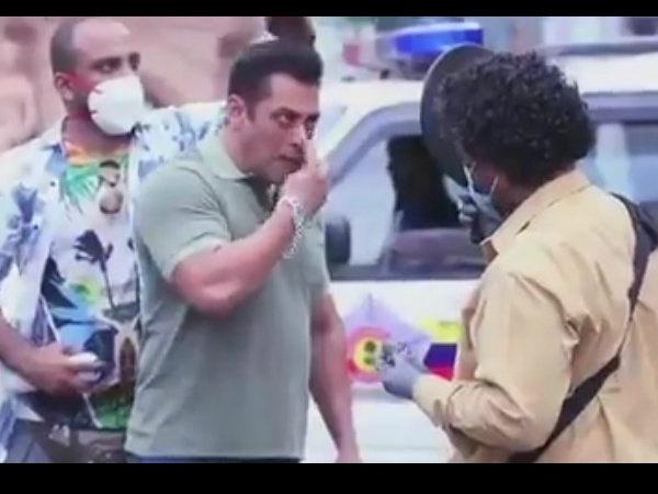 राधे में सलमान खान के लिए एक रोमांटिक गाना गाएंगे राहुल वैद्य | Radhe Your Most Wanted Bhai: Rahul Vaidya signed for a romantic track in this Salman Khan starrer film?