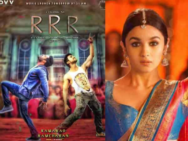आरआरआर में बढ़ाया गया आलिया भट्ट का किरदार? Alia Bhatt role from RRR extended Now? Fans love this report!