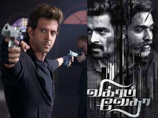 जल्द शुरू होगी विक्रम वेधा के रीमेक की शूटिंग, 'गैंगस्टर' ऋतिक रोशन ने कसी कमर-जबरदस्त ट्रांसफॉर्मेशन! | Hrithik Roshan as gangster in Vikram Vedha remake floors summer 2021 new Details