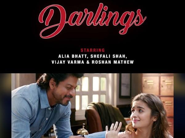 आलिया भट्ट और शाहरुख खान की नई फिल्म 'डार्लिंग्स', टीजर वीडियो- ऐसी होगी कहानी