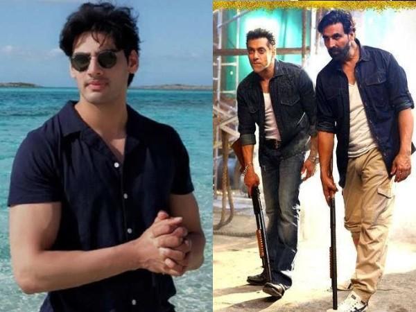 सलमान खान और अक्षय कुमार अनाउंस करेंगे अहान शेट्टी की डेब्यू फिल्म तड़प | Salman Khan Akshay Kumar to announce Ahaan Shetty debut film Tadap rx 100 remake