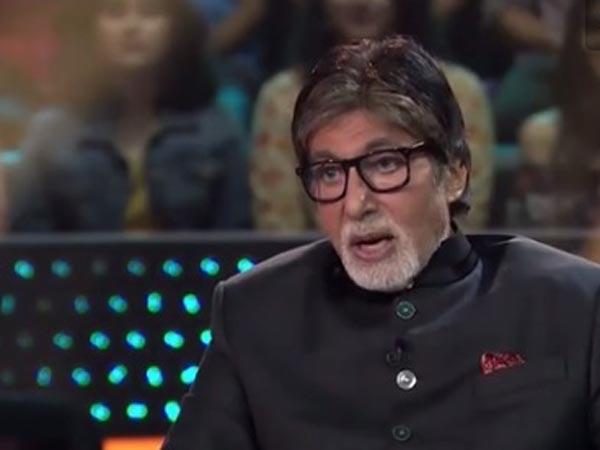 अमिताभ बच्चन के दूसरे आंख की सर्जरी, भावुक होकर लिखा- मेरी जिंदगी बदलने वाला अनुभव