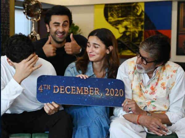 रणबीर कपूर, आलिया भट्ट, अमिताभ बच्चन और ब्रह्मास्त्र टीम ने किया अंगदान का फैसला