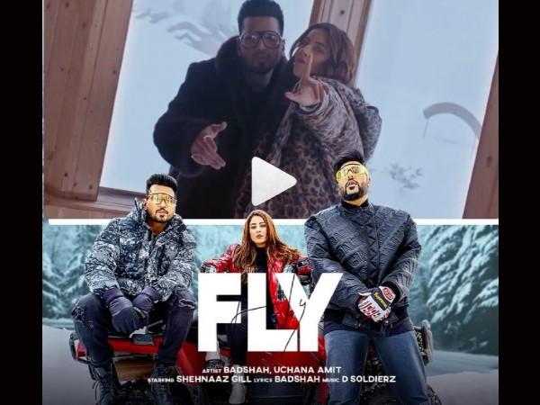 Fly Song- बादशाह के साथ शहनाज गिल का बड़ा धमाका, रिलीज हुआ 'फ्लाई' सॉन्ग, देखिए वीडियो