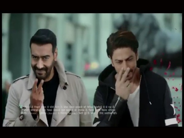 विमल एड में अजय देवगन के साथ नजर आए शाहरुख खान, फैंस ने किया ट्रोल- 'आपने तो हमसे हमारा गरूर ही छीन लिया'