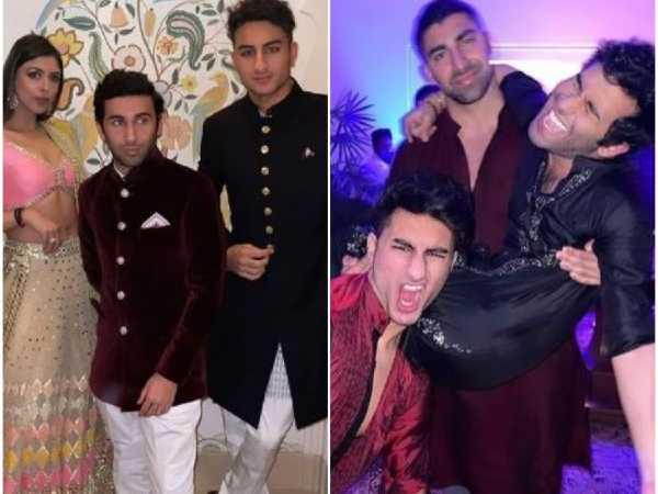 पंजाब के मुख्यमंत्री की पोती की शादी में शरीक़ हुए सैफ अली खान के बेटे इब्राहिम अली ख़ान, देंखे PHOTOS