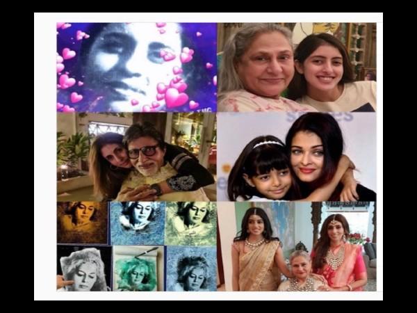 अमिताभ बच्चन ने एक तस्वीर में दिखाई मां-पत्नी, पोती-बहू, बेटी-नातिन की झलक, बोला- प्रतिदिन नारी दिवस