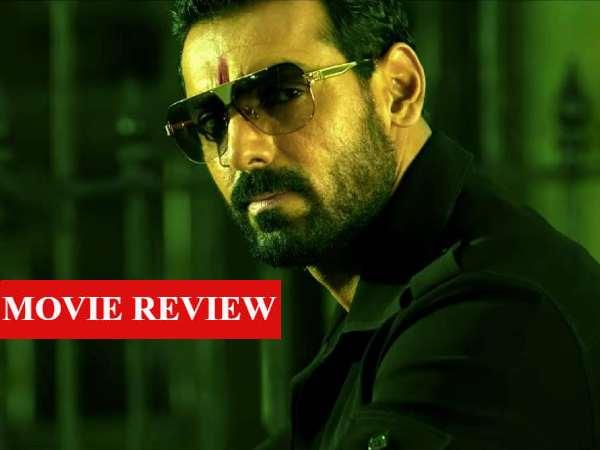 'मुंबई सागा' फिल्म रिव्यू - एक्शन, ड्रामा, डायलॉगबाजी का सुपर ओवरडोज़