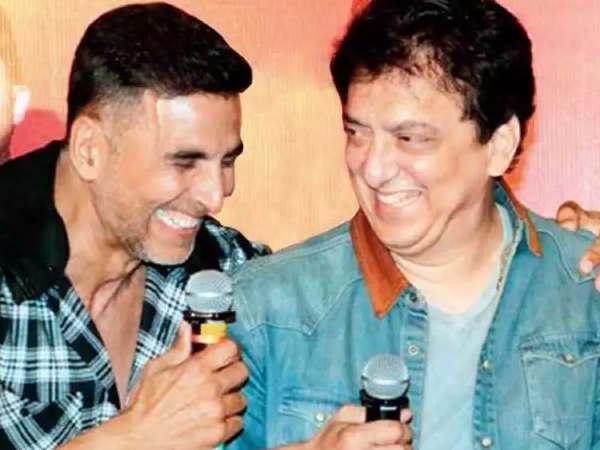 साजिद नाडियाडवाला के साथ अक्षय कुमार अजय देवगन का ग्रांड अनाउंसमेंट हाउसफुल 5   Sajid nadiadwala akshay kumar ajay devgn's grand announcement housefull 5