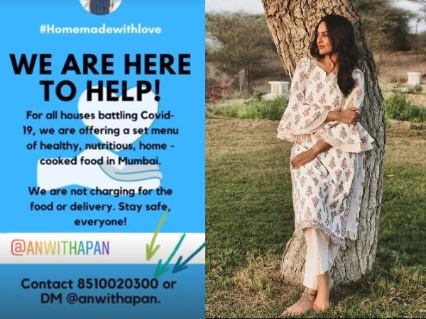 कोरोना से जंग लड़ रहे लोगों के लिए सोनाक्षी सिन्हा की मदद, घर बैठे मुफ्त में खाना- दिया फोन नंबर