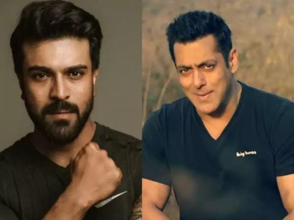 साउथ सुपरस्टार राम चरण की फिल्म में हुई सलमान खान की एंट्री? Salman Khan will play a Guest role in Ram Charan's film RC 15?