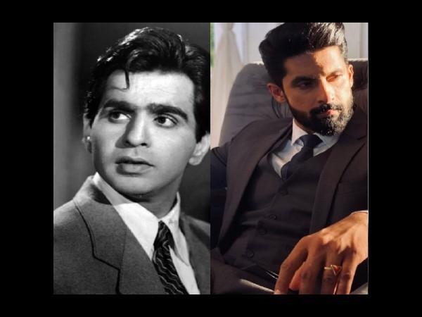 क्या आप जानते हैं कि दिग्गज अभिनेता दिलीप कुमार और रवि दुबे के बीच एक दिलचस्प रिश्ता है?