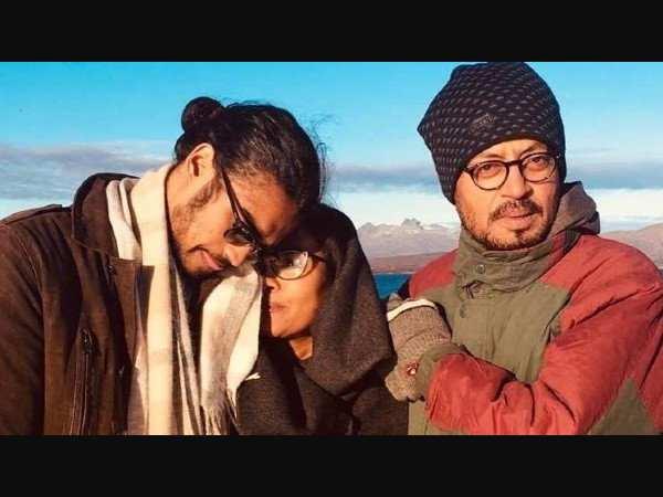 बाबिल ने इरफान खान को किया याद, अनदेखी तस्वीर शेयर करते हुए लिखा- 'आपकी जगह कोई नहीं ले सकता'