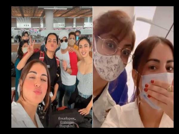 महाराष्ट्र में शूटिंग बंद, गोवा में पहुंचे टीवी स्टार्स ने बोला- महामारी का कहर, क्रू मेंबर्स का क्या होगा?