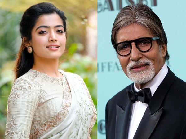 अमिताभ बच्चन के साथ काम करके क्या बोलीं रश्मिका मंदाना? फिल्म गुड बाय में बनी है जोड़ी!