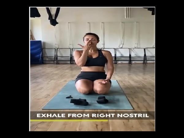 इस कठिन समय में फेफड़े को मजबूत बनाने के लिए जरूरी है मलाइका अरोड़ा का ये VIDEO देखना