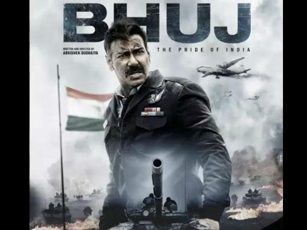 'भुज: द प्राइड ऑफ इंडिया' का आखिरी शेड्यूल शुरु करेंगे अजय देवगन