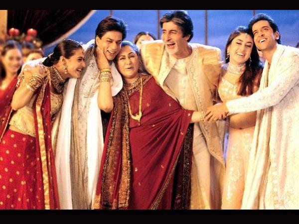 जया बच्चन - कभी खुशी कभी ग़म
